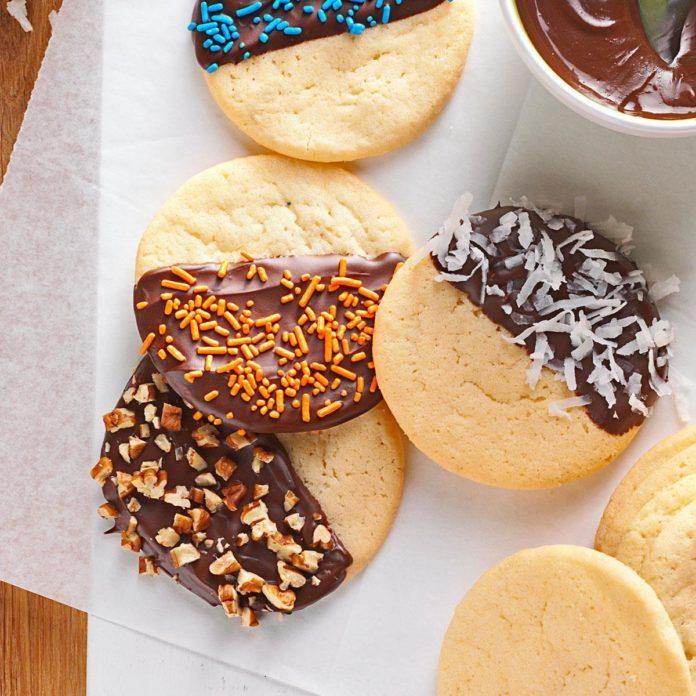 Surefire Sugar Cookies