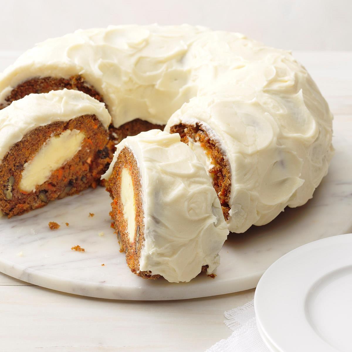 Surprise Carrot Cake