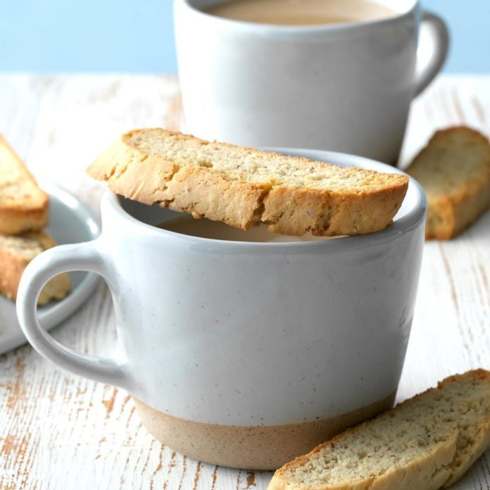 Swedish Almond Rusks