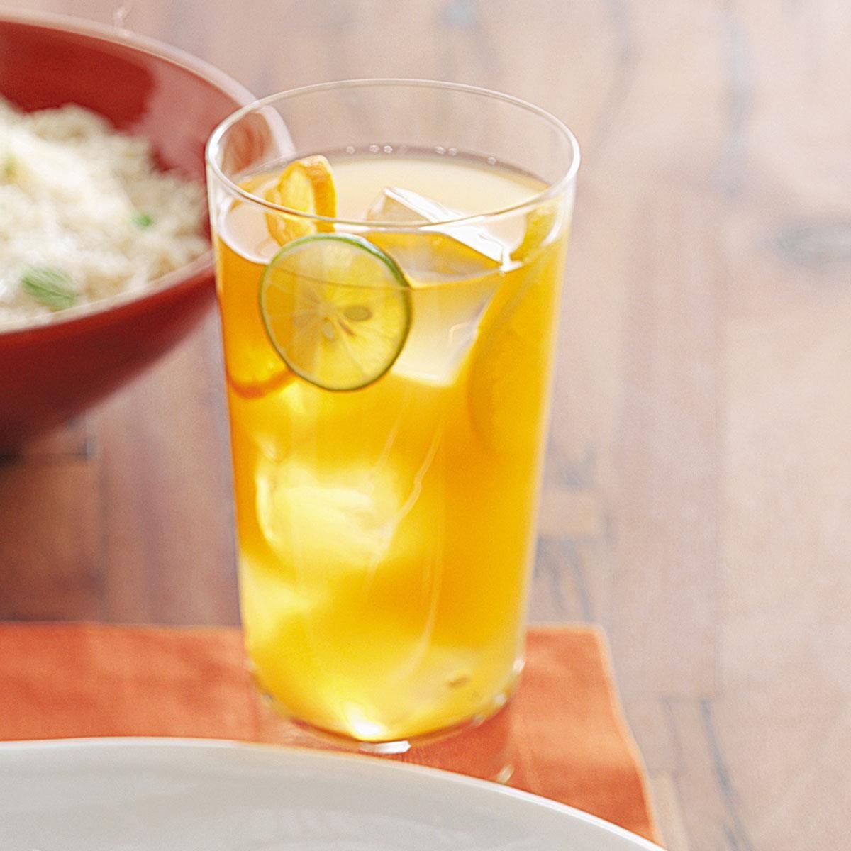 Sweet Citrus Iced Tea