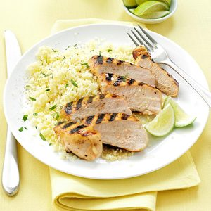 Sweet Honey-Lime Chicken