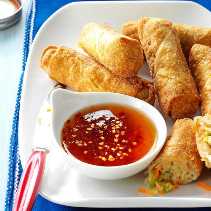 Sweet-Hot Asian Dipping Sauce