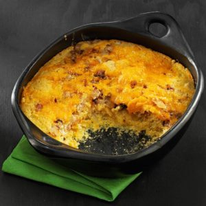 Sweet Onion Spoon Bread