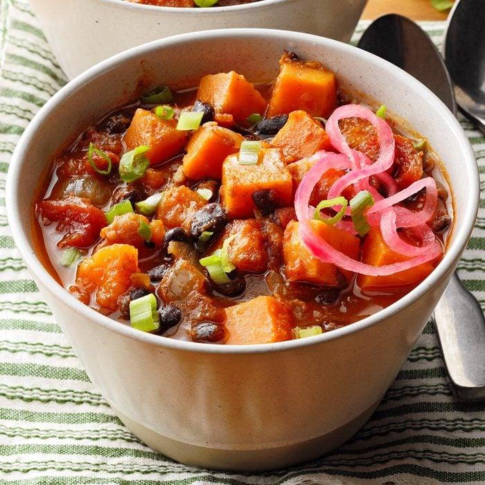 Sweet Potato Black Bean Chili Exps Tohfm22 48965 E09 21 3b