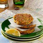 Sweet Potato Crab Cakes