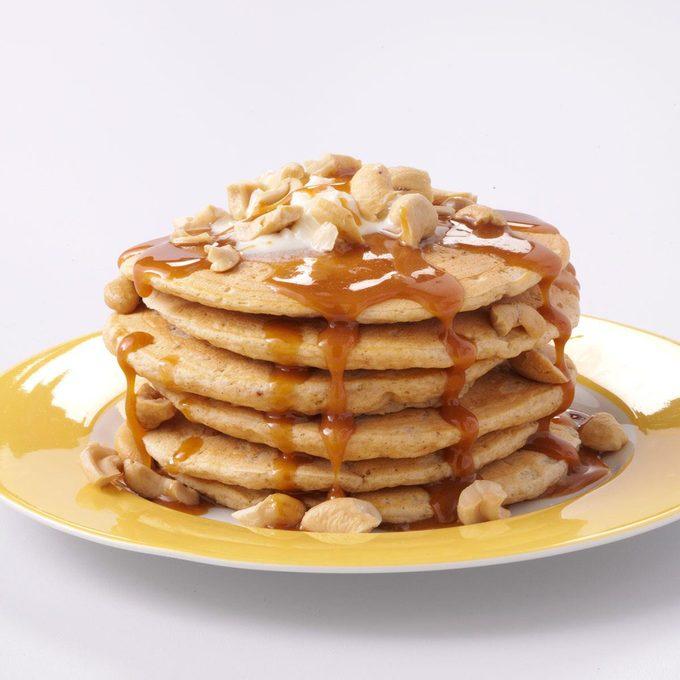 Sweet Potato Pancakes With Caramel Sauce Exps126525 Toh2237243d10 05 5bc Rms 2