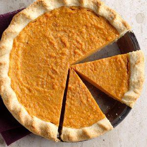 Sweet Potato Pie