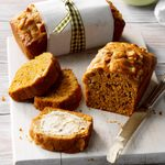 Sweet Potato Spice Bread