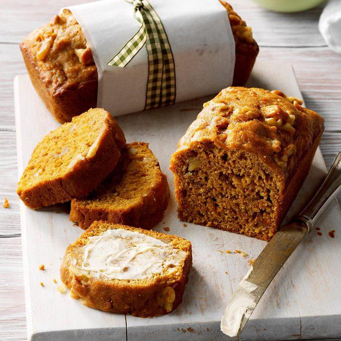 Sweet Potato Spice Bread