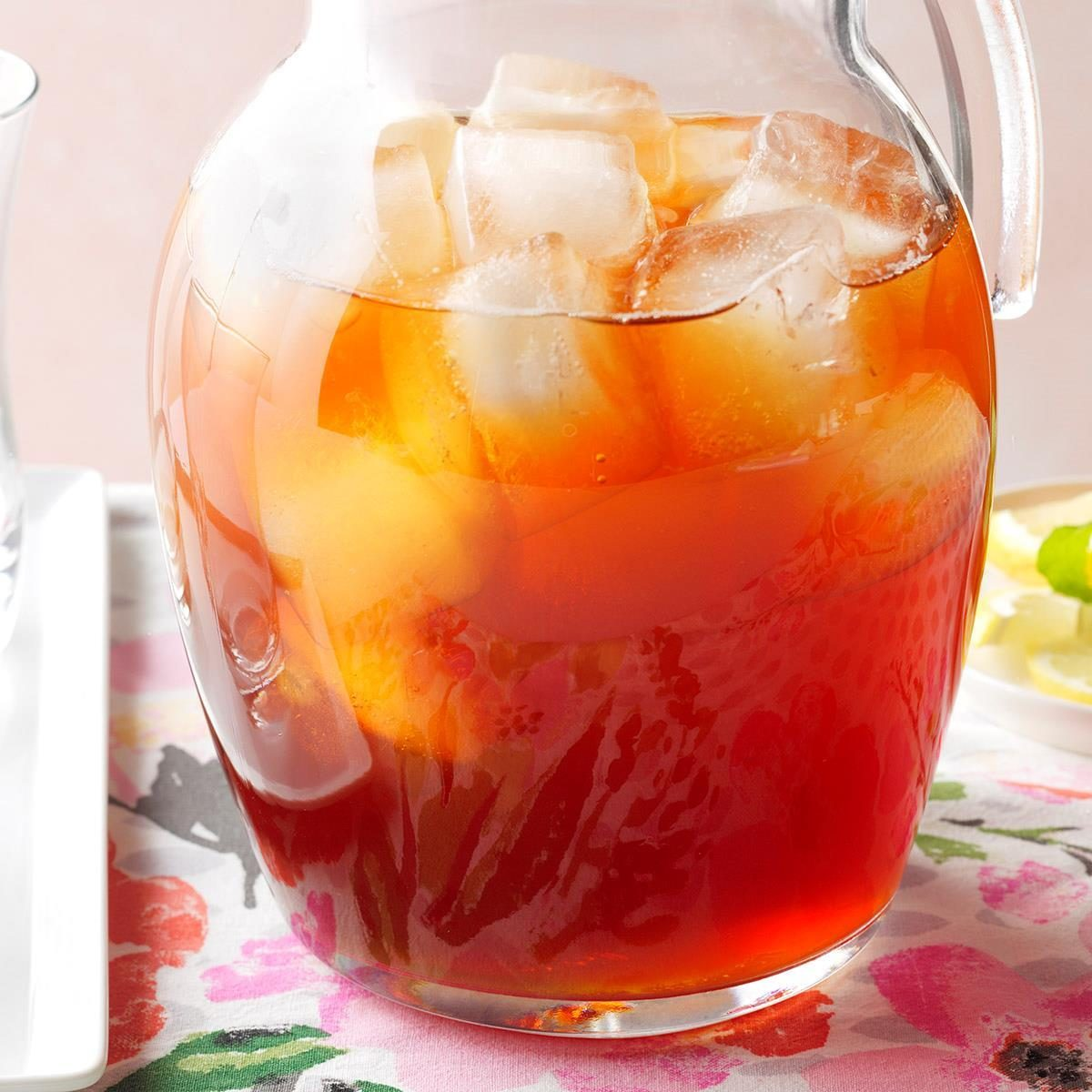 Sweet Tea Concentrate Recipe   Taste of