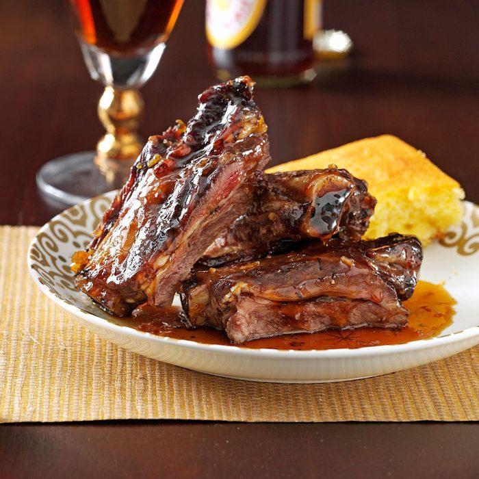 Sweet & Tender Beef Ribs