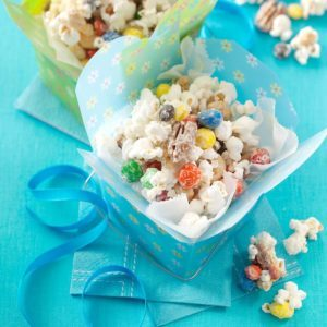 Sweet-Tooth Popcorn