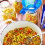 Sweet Zucchini Relish