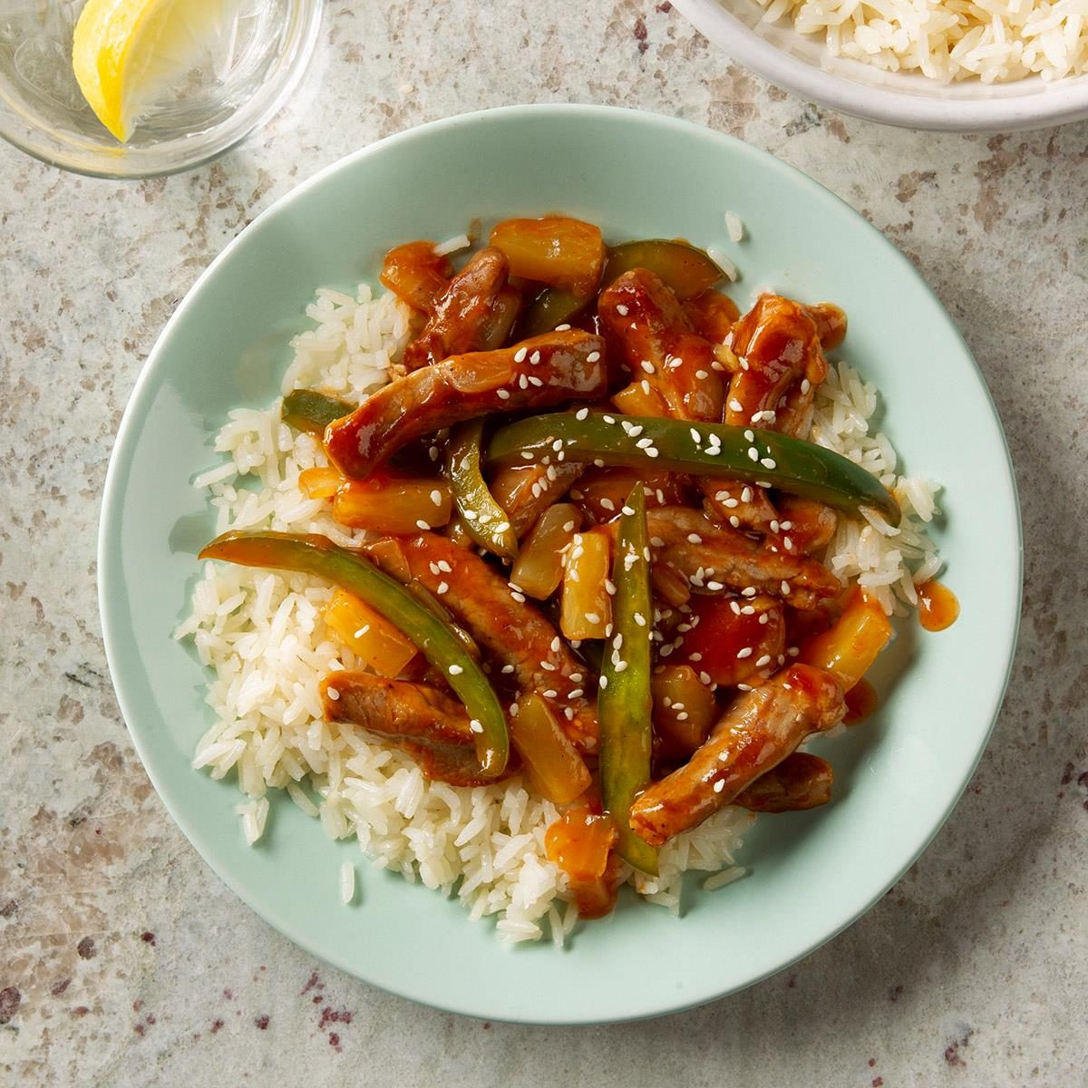 A 7-Day Asian Meal Plan