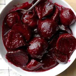 Sweet and Tangy Beets