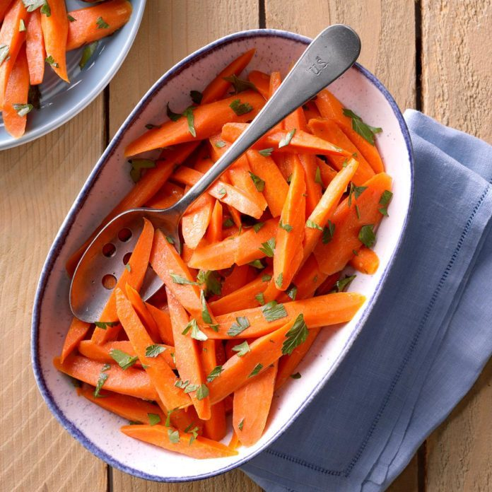 Sweet 'n' Tangy Carrots