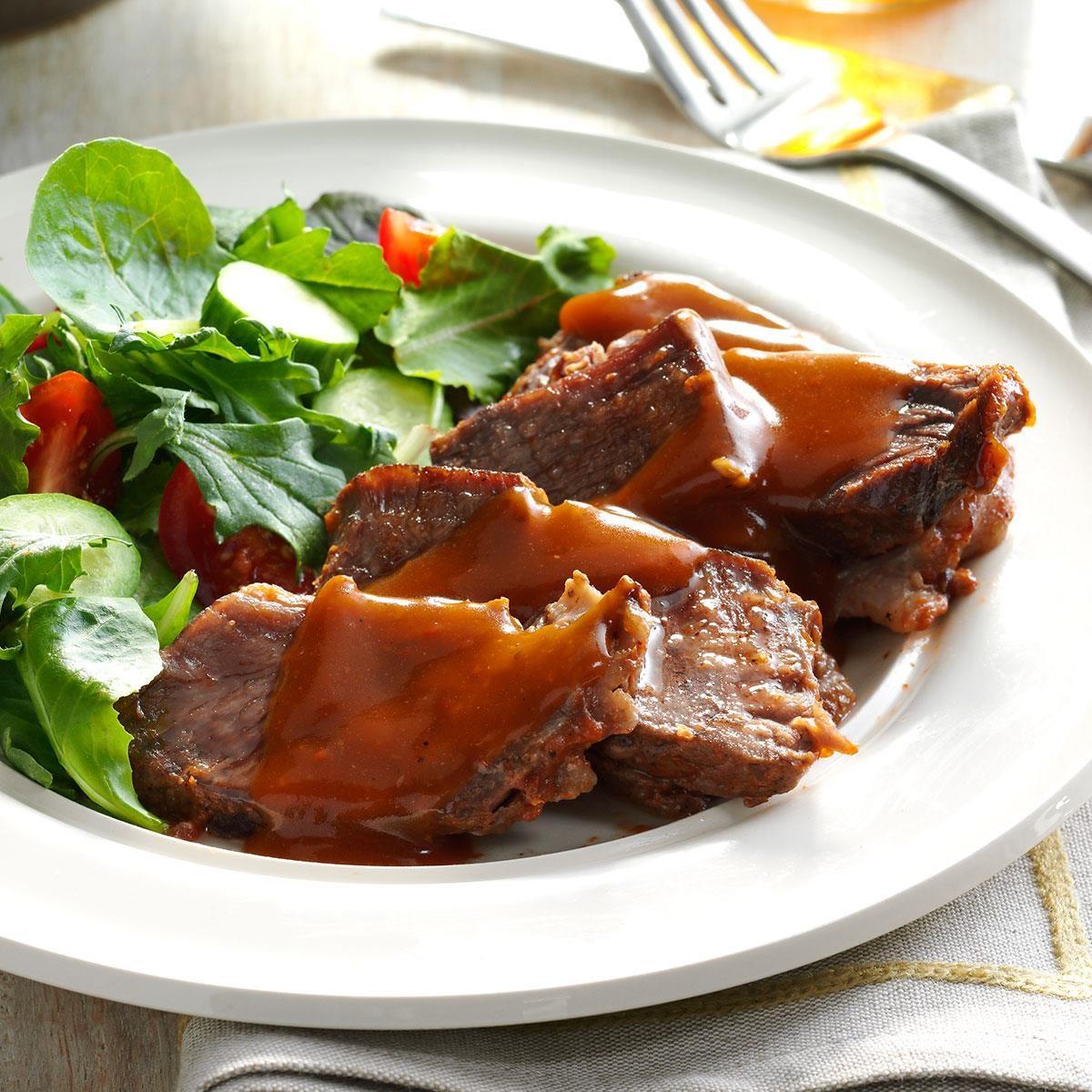 65: Sweet 'n' Tangy Pot Roast