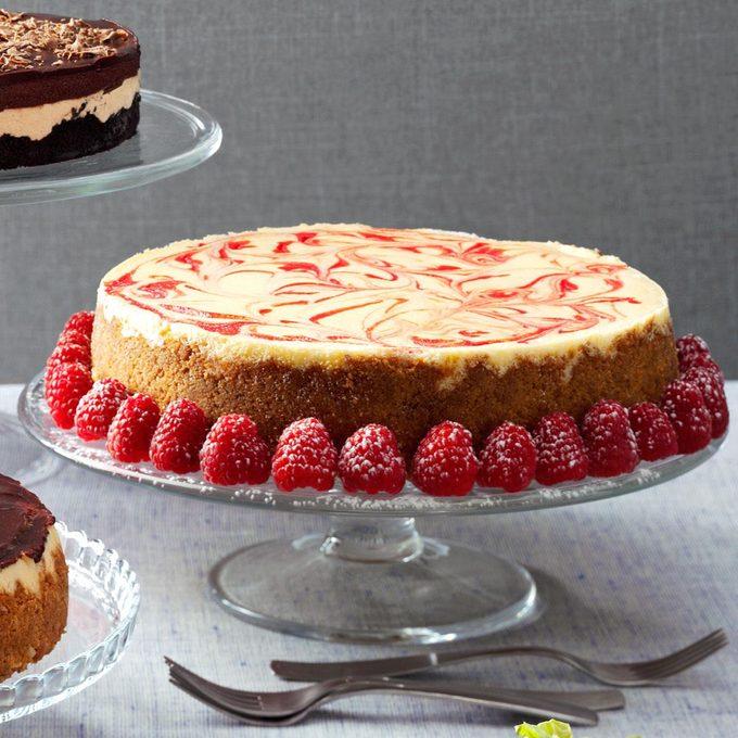 Swirled Raspberry Chocolate Cheesecake Exps143403 Th2379797a11 14 1bc Rms 2