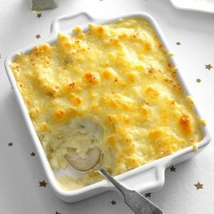 Swiss Cheese Potatoes