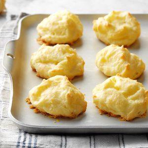 Swiss Potato Puffs