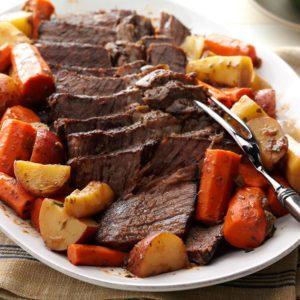 How to Make Truly Tender Pot Roast