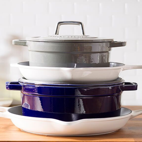 What's The Best Cookware? Cast Iron or Ceramic? Stainless or Nonstick? Metal or Glass?