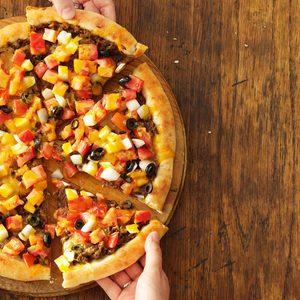 Taco Pizza Grande