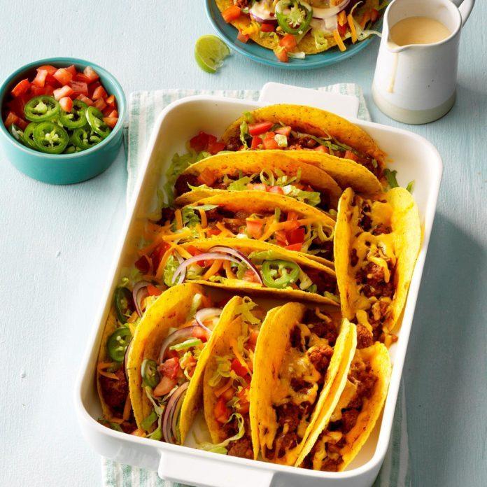 Tacos Deluxe