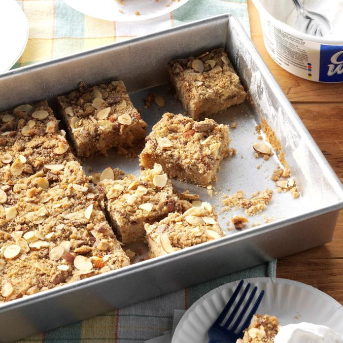 Tailgate Toffee Bars