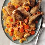 Tangerine Chicken Tagine
