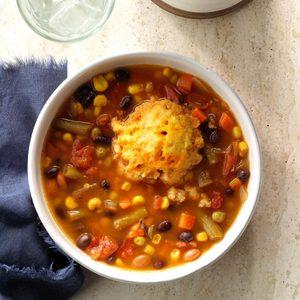 Tangy Bean Soup
