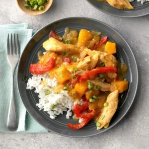 25 Tropical Chicken Recipes We Love