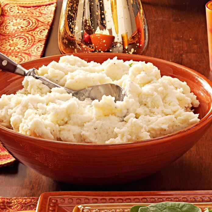 Tarragon Mashed Potato Casserole