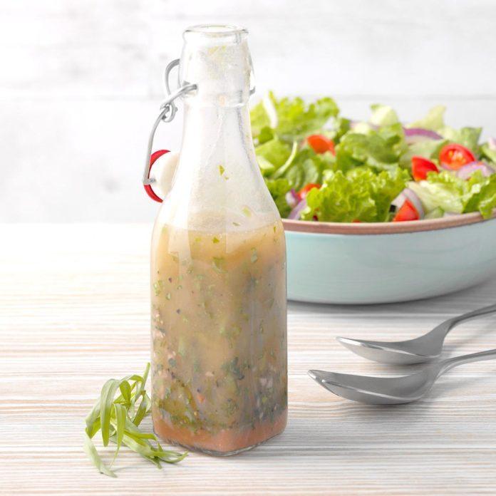 Tarragon Salad Dressing