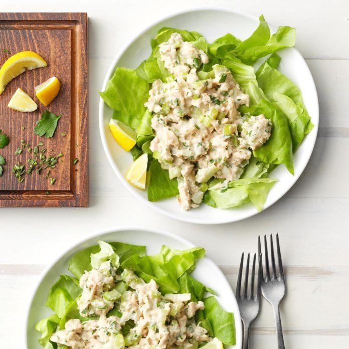 Thursday: Tarragon Tuna Salad