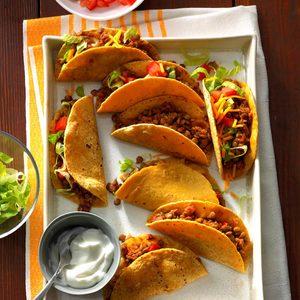 Tasty Lentil Tacos