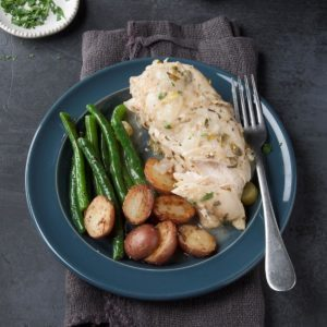 Tender Lemon Chicken
