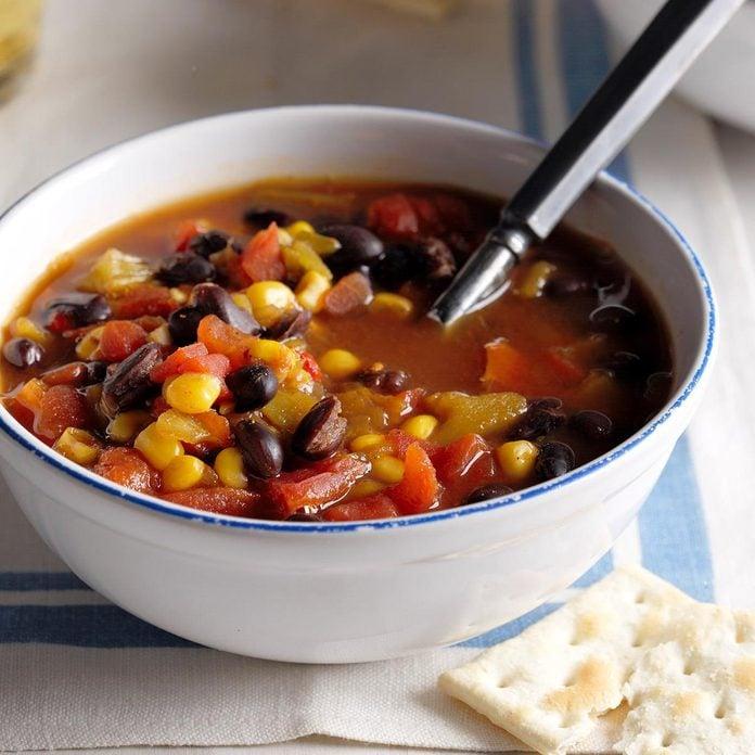 Texas Black Bean Soup Exps Hscbz17 12816 B07 28 4b 2
