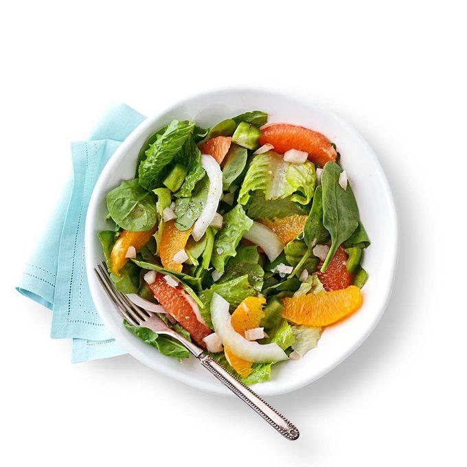 Texas Citrus Salad