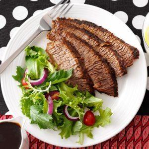 Texas Oven-Roasted Beef Brisket