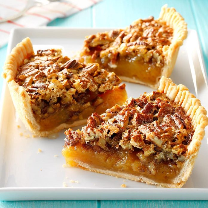 Texas: Pecan Pie