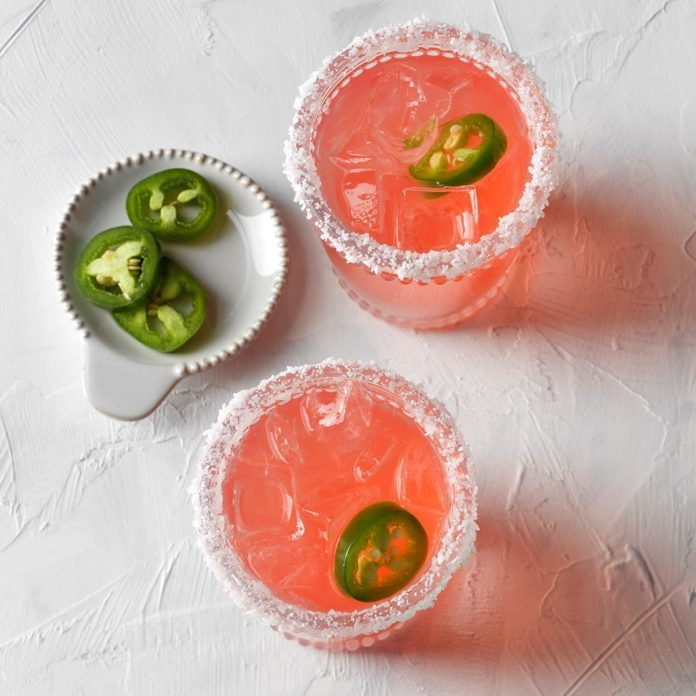 Texas Red River Margaritas