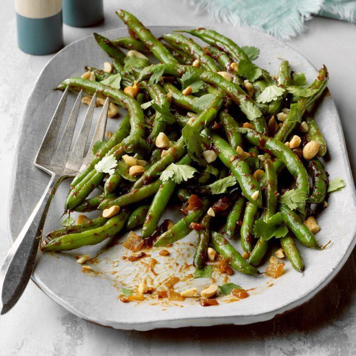 Thai-Style Green Beans