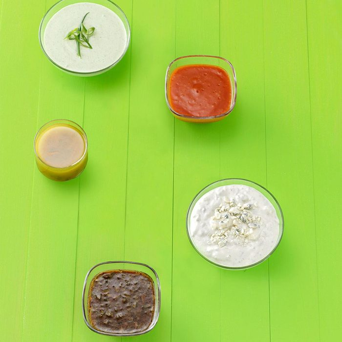 Thick Blue Cheese Dressing