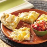 Three-Cheese Nachos