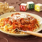 Three-Meat Spaghetti Sauce