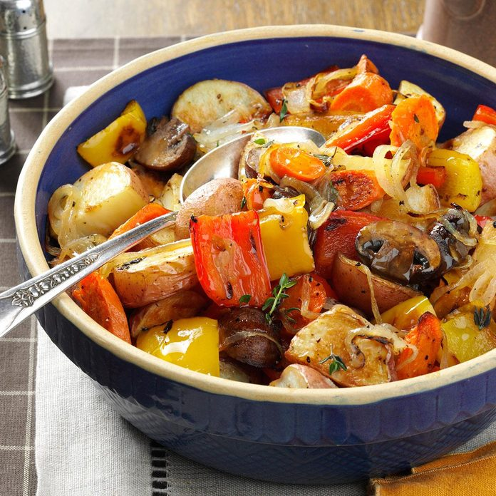 Thyme-Roasted Vegetables