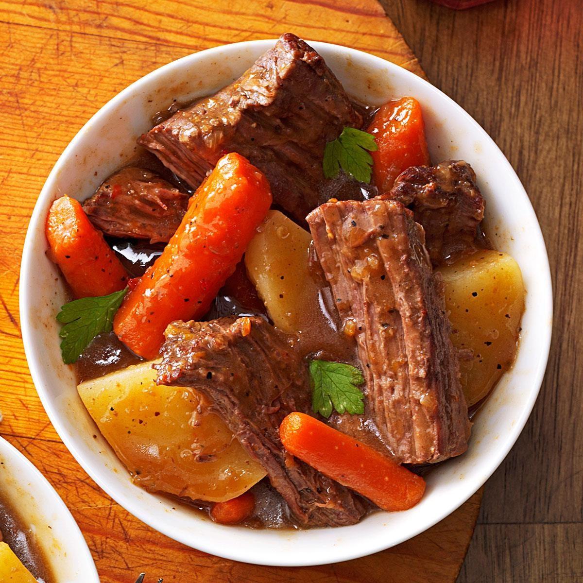 Tina's Pot Roast