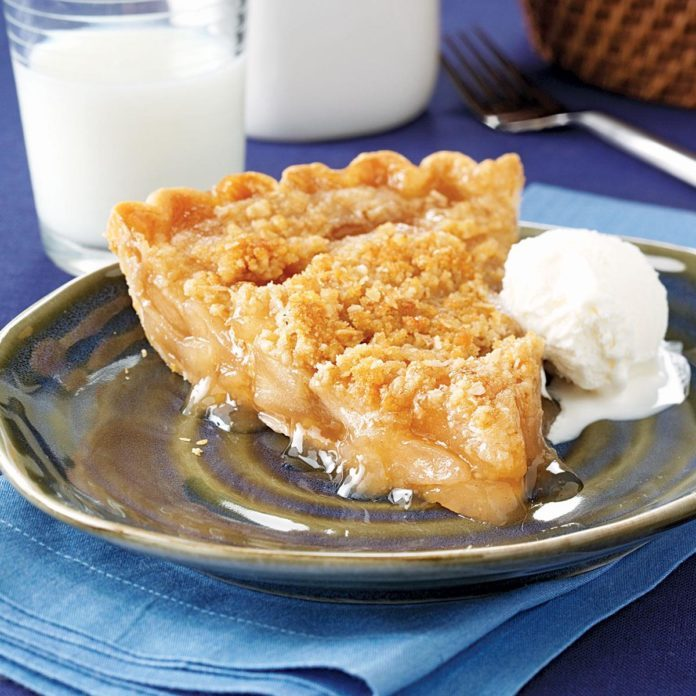 Oklahoma: Tipsy Apple Pie