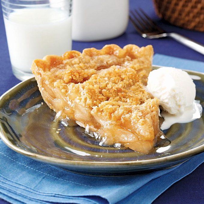 Tipsy Apple Pie